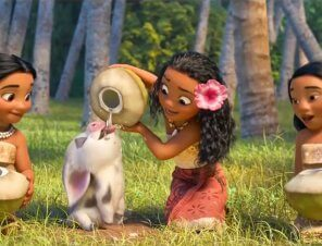 Animal-Friendly Messages Found in 'Moana'