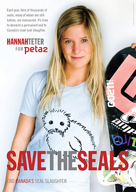 Hannah Teter Ad