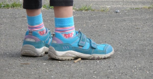 What Do Those Symbols on Shoes Mean?