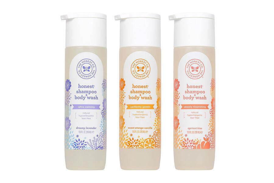 The Honest Company Shampoo & Body Wash
