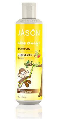 JĀSÖN Kids Only Shampoo