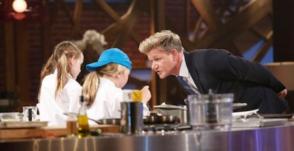 Master Chef Jr.