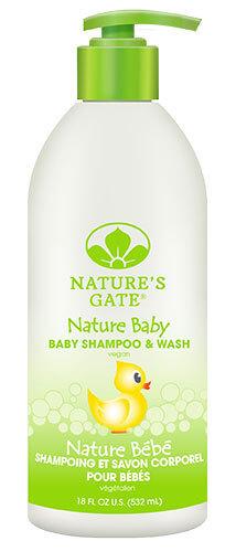 Nature's Gate Baby Shampoo & Body Wash