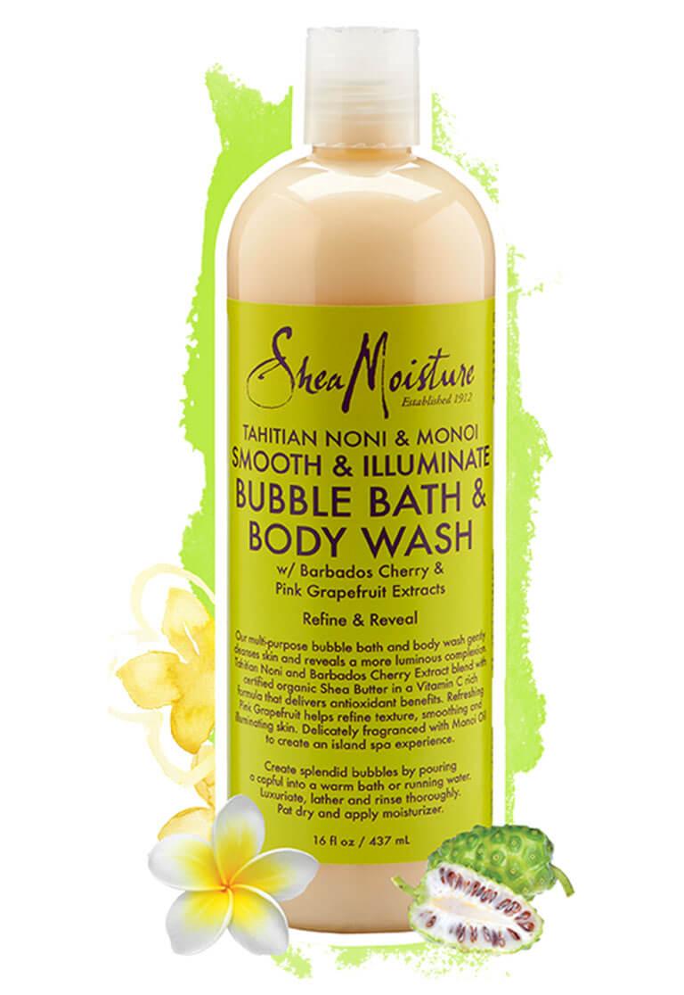 Shea Moisture Bubble Bath