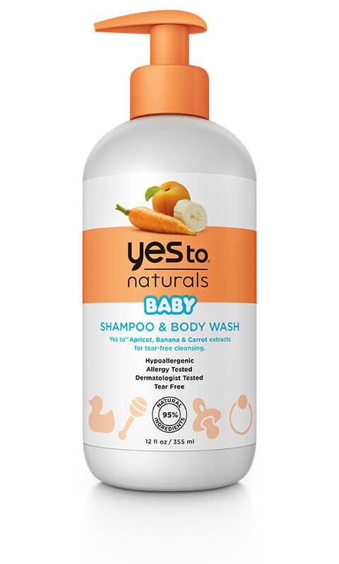 Yes to Baby Shampoo & Body Wash