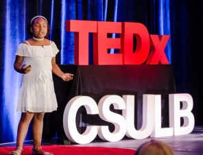 10-Year-Old Drops Serious Vegan Knowledge in Her TED Talk