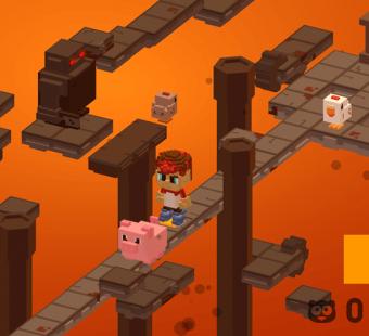 Become an Animal-Saving Superstar With 'Paintball Hero' Game!