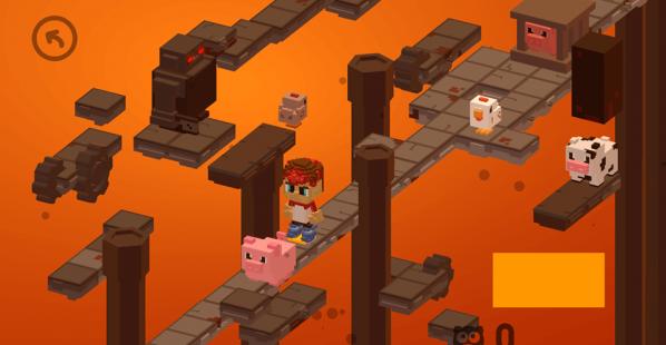 Paintball hero screenshot