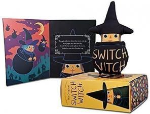 Create Halloween Magic With a Switch Witch