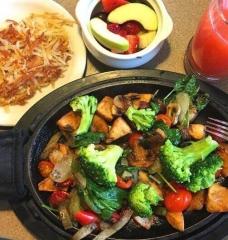 Denny's: Open for Vegan Food 24/7