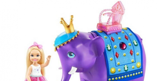 TELL BARBIE NOT TO SUPPORT CRUEL ELEPHANT RIDES!