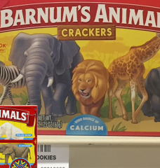 These Animal Cracker Boxes Are Proof That Times Are Changing!