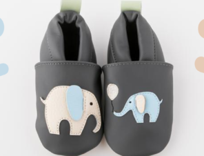 Vegan Baby Shoes Fit for Royalty