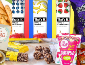 11 Nut-Free Snacks Your Kids Can Take to School