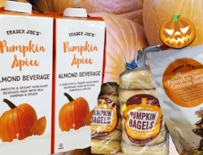 All Things Vegan, Pumpkin, and Kid-Friendly at Trader Joe's This Fall