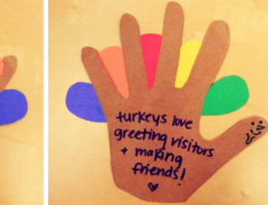 Give Turkeys a Hand With This Animal-Friendly Activity