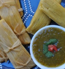 Warm Up This Winter With These Tasty Tamales!