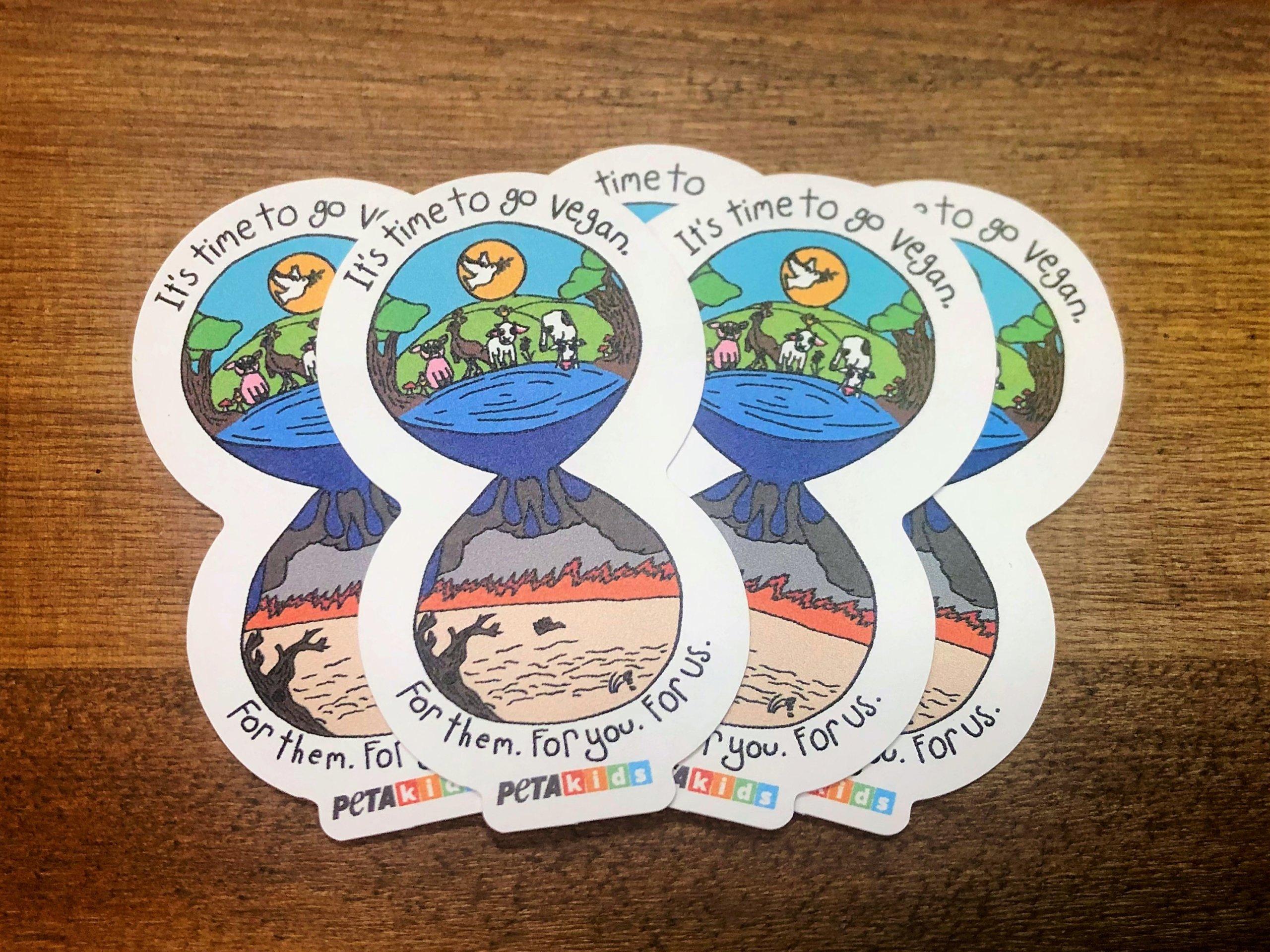 Sticker winner