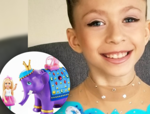 PETA Kids' Cutest Vegan Kid Asks Barbie to Stop Supporting Cruelty to Animals