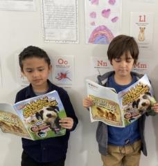 Free 'Kids' Guide to Helping Animals' Magazine