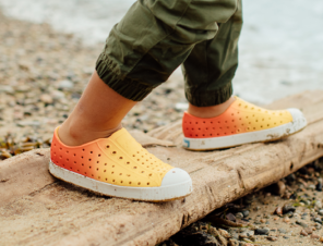 Take a Step Toward Compassion With These Vegan Toddler Shoes