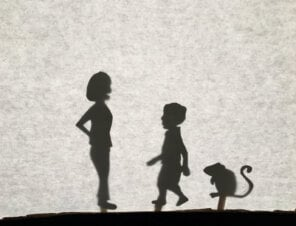 Make Your Own Puppets for An Animal-Friendly Shadow Theater!