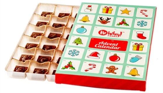 No Whey Vegan Advent Calendar