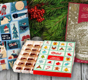 Count Down to Christmas With Cute Vegan Advent Calendars!