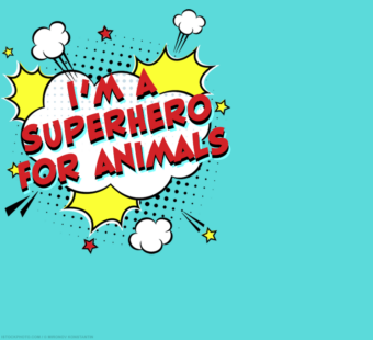 Animal Rights Zoom Backgrounds