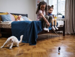 How to Teach Your Kids to Be Respectful and Kind to Animals