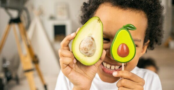 How to Go Vegan: A Kid's Guide